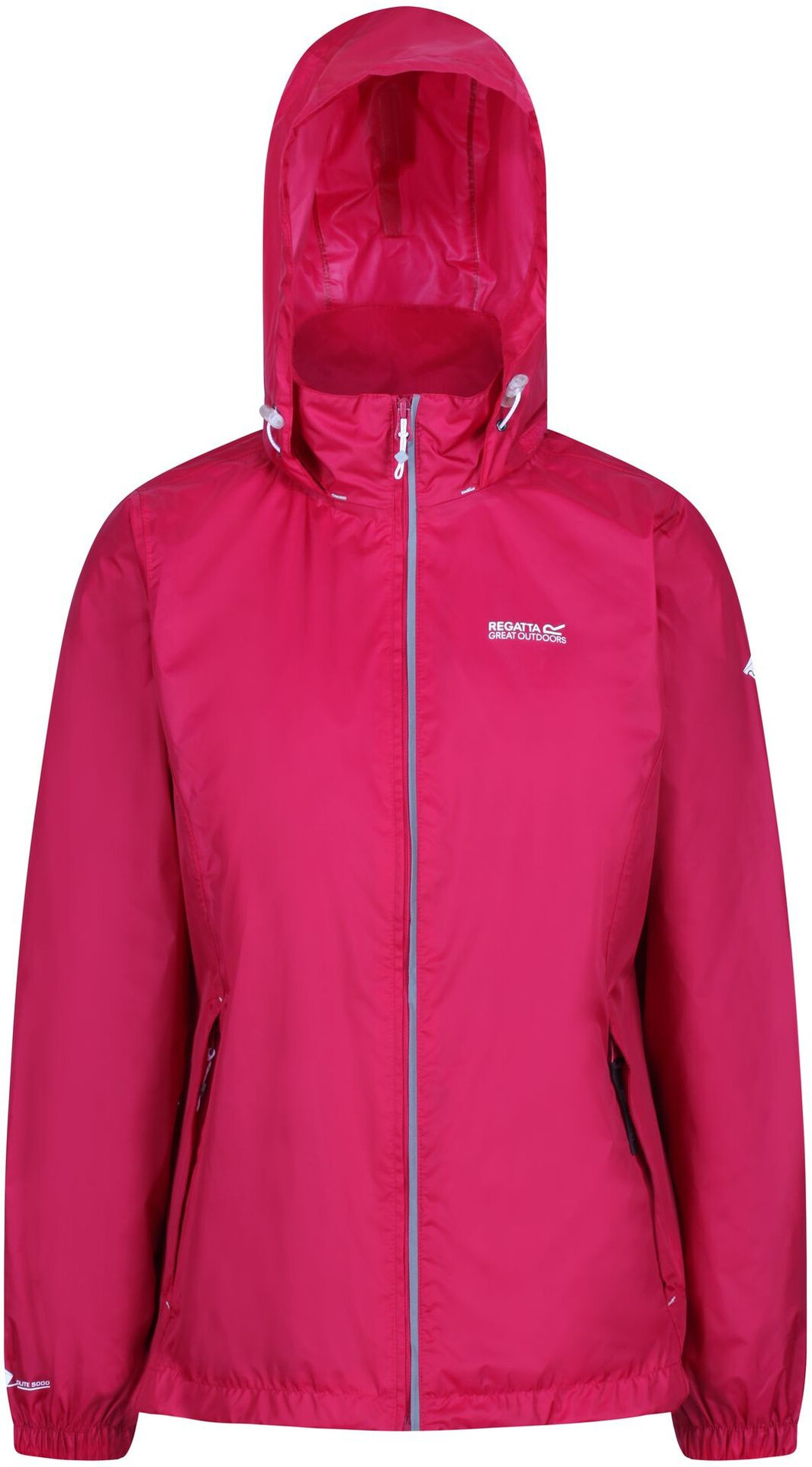 Regatta Corinne IV Waterdichte Shell Jas Dames, dark cerise